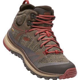 Keen Terradora WP Mid Shoes Women canteen/marsala